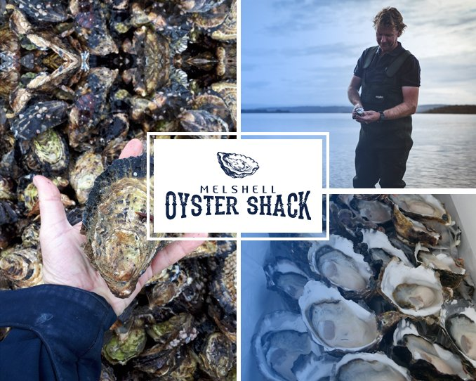 Melshell Oyster Shack Tasmania Farm Fresh Seafood